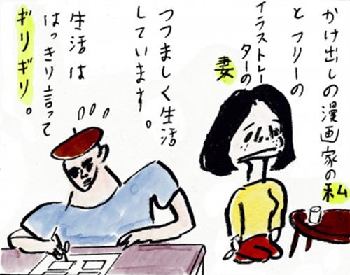ヘタウマ漫画