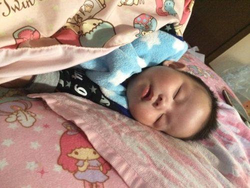 赤ちゃんの中の赤ちゃん 乃空