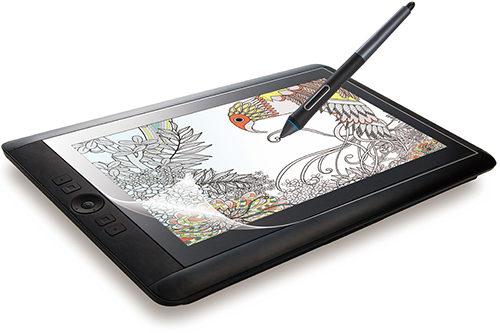 デジタル漫画家の必須アイテム液晶ペンタブレットの選び方