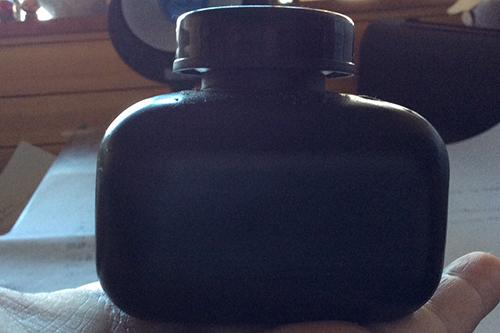 黒のキレイさと香りが持ち味・墨の華