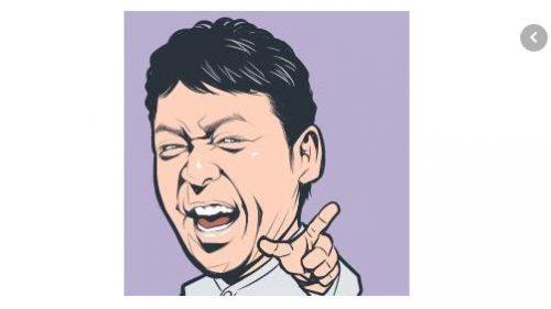 1,000円で発注!似顔絵絵師:dodoichiさん