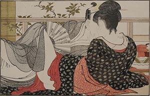 春画の性表現の規制は江戸時代から