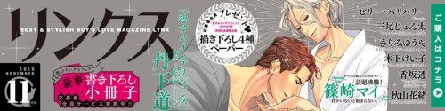 幻冬舎の漫画雑誌:リンクス