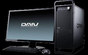 マウスコンピューター:DAIV A7