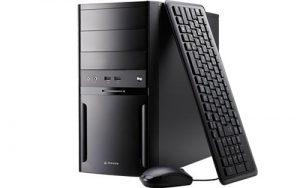 マウスコンピューターのイラスト用PC