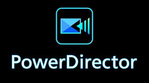 動画編集ソフト:PowerDirector