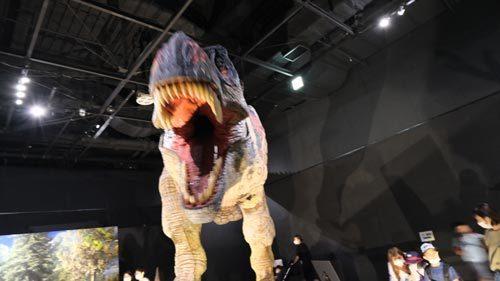 恐竜展2021の2