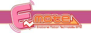 2Dモーフィングソフト:E-mote
