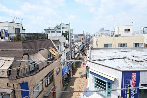 x-s10で撮影:赤塚の街