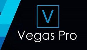 動画編集ソフト:Vegas Pro